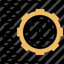 accelerate, benchmark, performance, progress, velocity icon