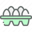 poultry, farm, egg, eggs, food, produce, tray