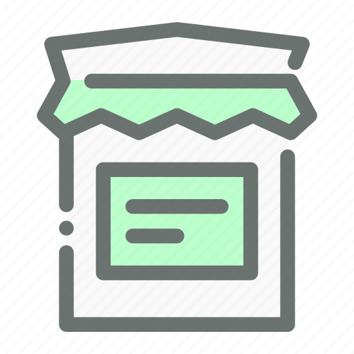 Food, jar, jam, sauce, bottle icon - Download on Iconfinder