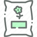 agriculture, bag, farm, fertilizer, manure icon