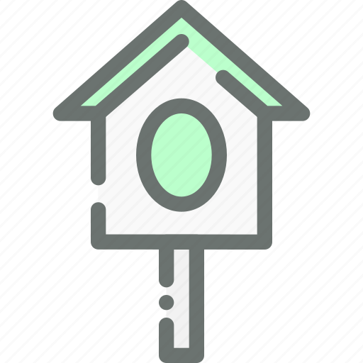 agriculture, bird, box, farm, nesting icon