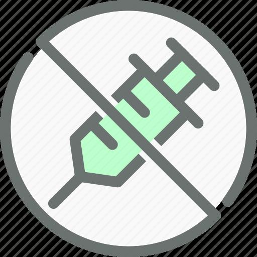 Antigen, hormone, hormones, no, organic icon - Download on Iconfinder