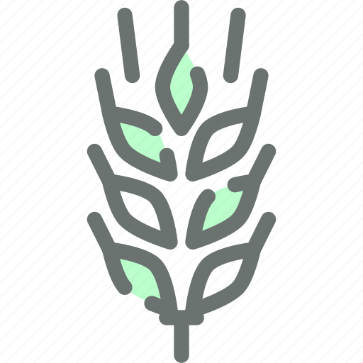 crop, gluten, grain, wheat icon