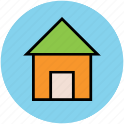 cabin, cottage, home, house, residential, shack, villa icon