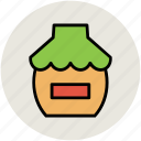 honey jar, jar, jar of jam, liquid bottle icon
