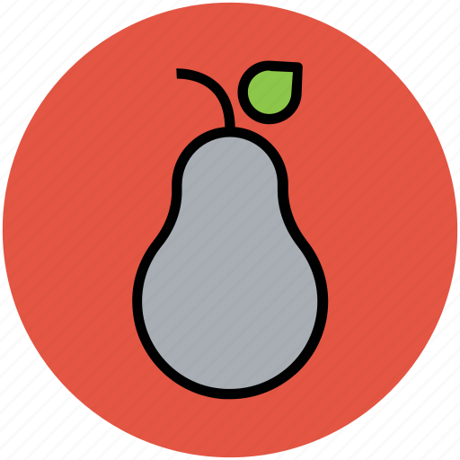 diet, food, fruit, guava, nutrition, organic, tropical fruit icon