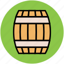 agriculture, drum, farming, gallon, water drums icon