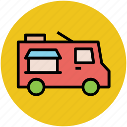 delivery, delivery transport, delivery van, transport, vehicle icon