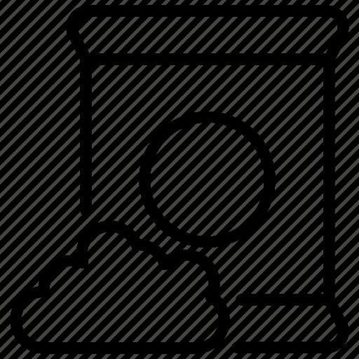 Bag, fertilizer, fertilizers, potting, soil icon - Download on Iconfinder