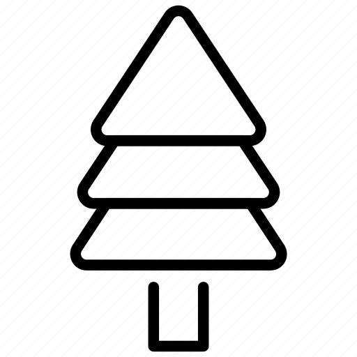 Christmas, fir, nature, snow, tree, winter, xmas icon - Download on Iconfinder