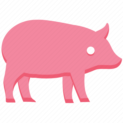 Agriculture, animal, farm, farming, pig, piggy icon - Download on Iconfinder