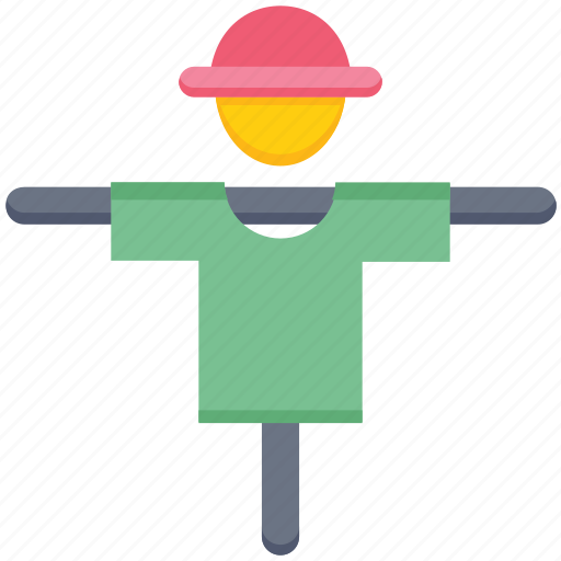 agriculture, deterrence, farm, protection, scarecrow icon