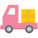 agriculture, delivery, farm, farming, truck icon