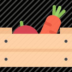 agriculture, farm, farmer, garden, harvest icon