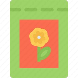 agriculture, farm, farmer, garden, seed icon