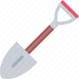 agriculture, farm, farmer, garden, shovel icon
