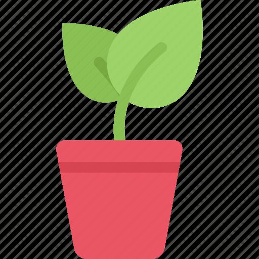 agriculture, farm, farmer, garden, pot, sprout icon