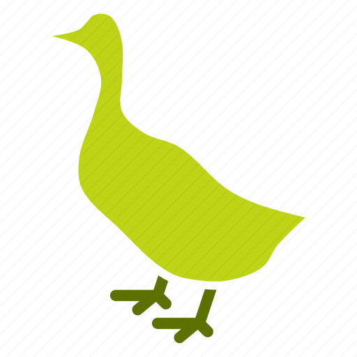 agriculture, bird, chicken, duck, farm, meat, poultry icon