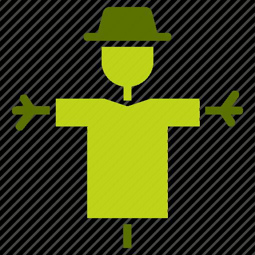agriculture, farm, farming, garden, scarecrow icon
