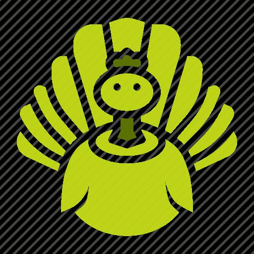 bird, chicken, farm, meat, poultry, thanksgiving, turkey icon