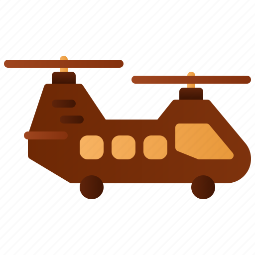 Aircraft, army, force, helicopter, jet, military, plane icon - Download on Iconfinder