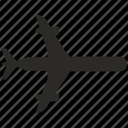 air, airbus, flight, fly, mashine icon