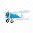 air, aircraft, airplane, plane, retro, transport, vehicle icon