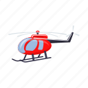 air, copter, helicopter, transport, vehicle icon