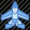 aircraft, airplane, fighter, transportation, war