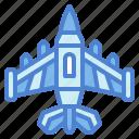 aircraft, airplane, jet, transportation