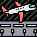 takeoff, departure, flight, airline, airport