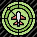 control, display, plane, radar, traffic icon