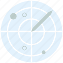 aircraft, airplane, airport, concept, radar icon