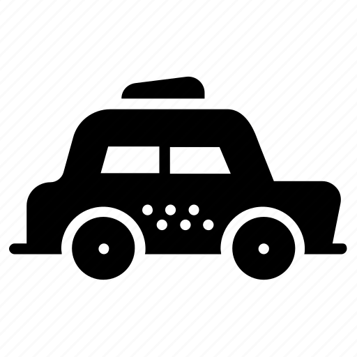 cab, ride, taxi, transport, vehicle icon