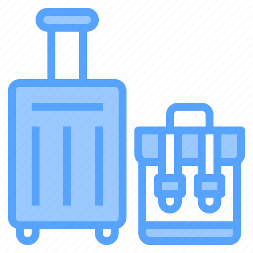 Airport, flight, luggage, terminal, tourism, travel, trip icon - Download on Iconfinder
