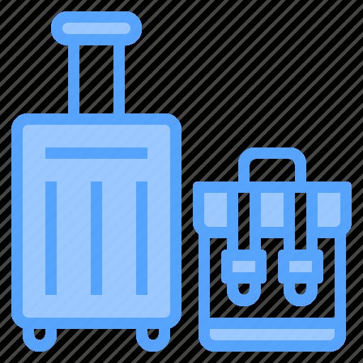 airport, flight, luggage, terminal, tourism, travel, trip icon