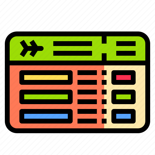 airport, boarding, flight, pass, tourism, travel, trip icon