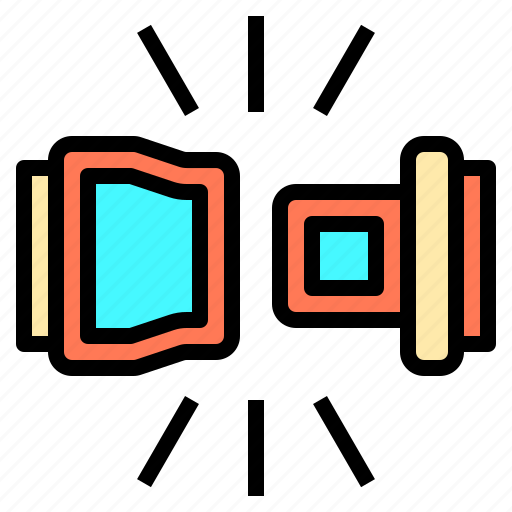 Airport, belt, flight, seat, tourism, travel, trip icon - Download on Iconfinder