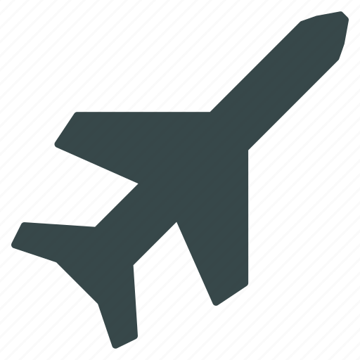 aircraft, airplane, airport, aviation, cargo, flight, plane icon