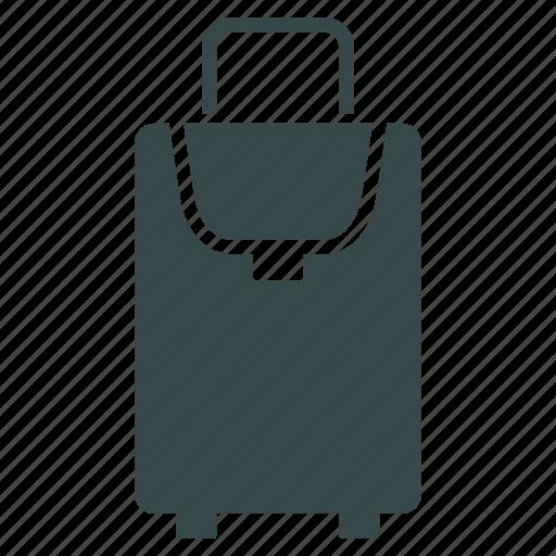 bag, baggage, carryon, luggage, suitcase, transit, transportation icon