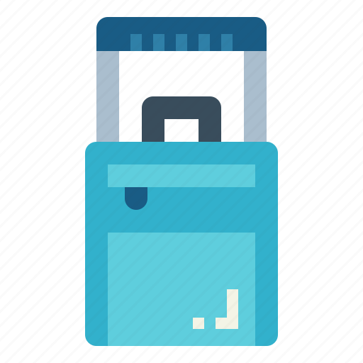 Baggage, luggage, suitcase, travelling icon - Download on Iconfinder