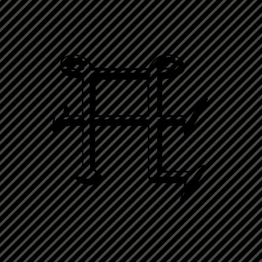 acid, sulphuric icon