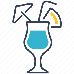 alcohol, cocktail, drink icon
