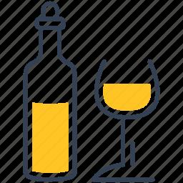 alcohol, grappa, wine icon