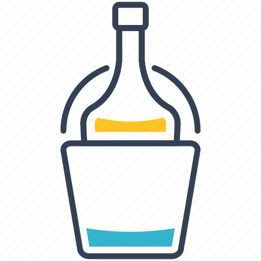 Alcohol, bucket, schnapps icon - Download on Iconfinder