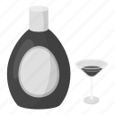 alcohol, beverage, chocolate, cocktail, drink, glass, liquor icon