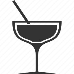 alcohol, drink, food, glass icon