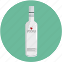 alcohol, beverage, bottle, drink, vodka icon