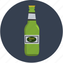 alcohol, beverage, bottle, champagne, drink icon