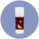 exotic, alcohol, cocktail, drink, glass, beverage icon